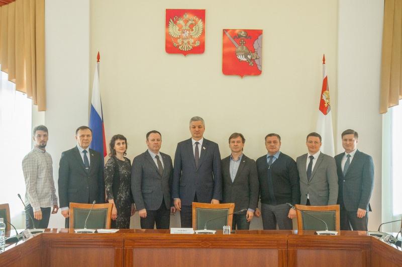 Состав Общественного совета обновили в Законодательном Собрании Вологодской области